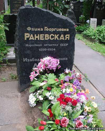 Могила Раневской